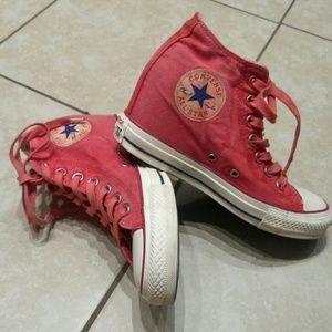 Converse Heel Shoe